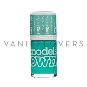 Models Own Turquoise Gloss - HyperGel
