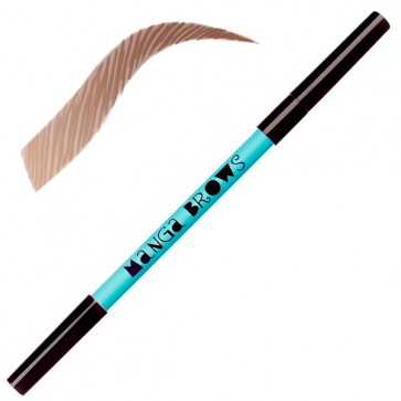 Neve Cosmetics Manga Brows warm blonde & soft brown