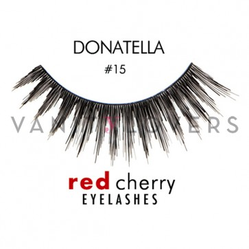 Red Cherry Eyelashes 15 Donatella