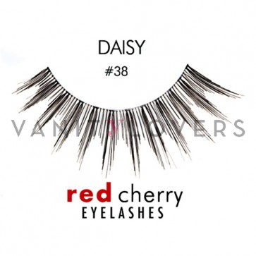 Red Cherry Eyelashes 38 Daisy