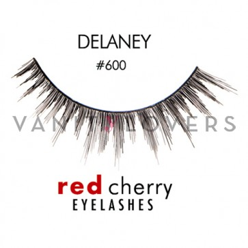Red Cherry Eyelashes 600 Delaney