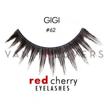 Red Cherry Eyelashes 62 Gigi