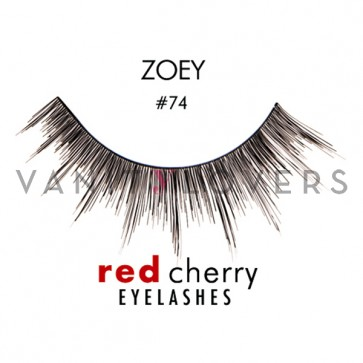 Red Cherry Eyelashes 74 Zoey