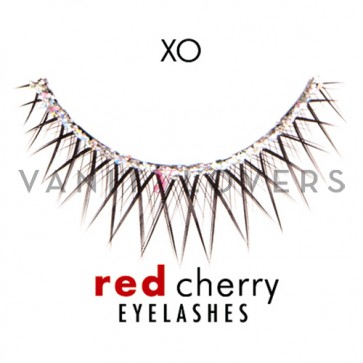 Red Cherry Eyelashes XO