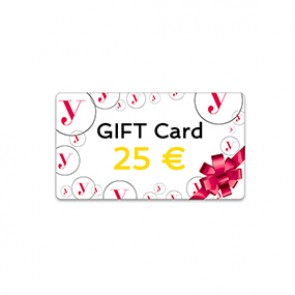 GIFT Card 25 euro