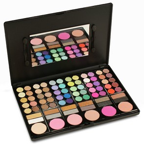 Eyeshadow Palette 78 Colour Blush Professional
