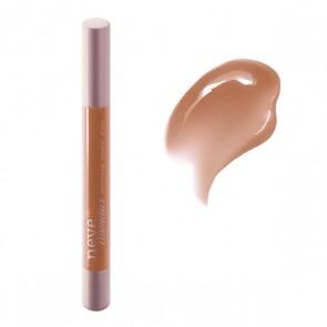 Neve Cosmetics Vernissage Dama con l'Ermellino - gloss lucidalabbra nude bronzo
