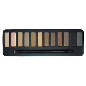 W7 Lightly Toasted Palette