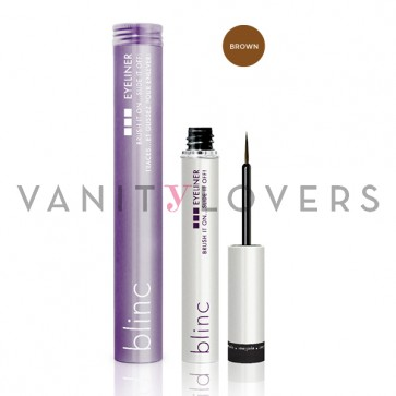 Blinc Eyeliner medium brown - eyeliner marrone