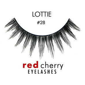 Red Cherry Eyelashes 28 Lottie