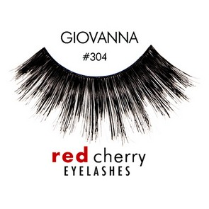 Red Cherry Ciglia Finte Eyelashes 304 Giovanna