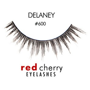 Red Cherry Ciglia FinteEyelashes 600 Delaney