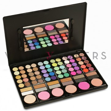 Blush Professional Palette 78 Colour Makeup