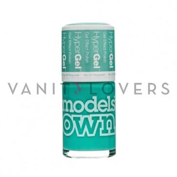 Models Own Turquoise Gloss - HyperGel