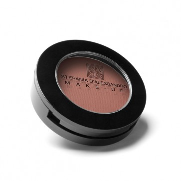 Stefania D'Alessandro Eye Shadow Compact Soft Rust