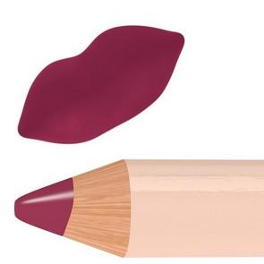Neve Cosmetics Pastello Labbra vino/burgundy