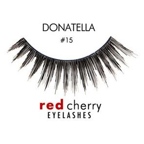 Red Cherry Ciglia Finte Eyelashes 15 Donatella