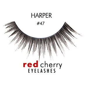 Red Cherry Ciglia Finte  Eyelashes 47 Harper