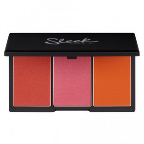 Sleek MakeUP Blush By 3 Pumpkin