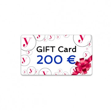GIFT Card 200 euro