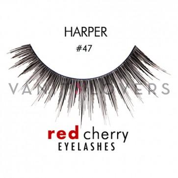 Red Cherry Eyelashes 47 Harper