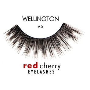 Red Cherry Eyelashes 5 Wellington