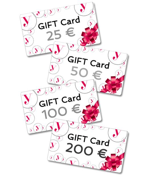 Gift Cards di Vanitylovers.com
